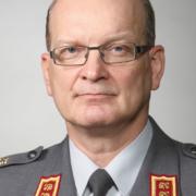 Kenraalimajuri Juha-Pekka Liikola